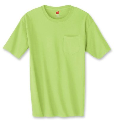 green t shirts for men