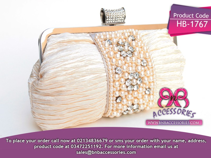 hb 1767 b - Latest Stylish Clutches By BnB Accesories