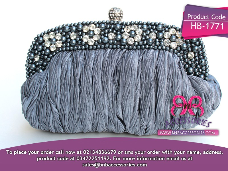 hb 1771 - Latest Stylish Clutches By BnB Accesories