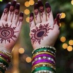 tikki style eid mehndi design for hands
