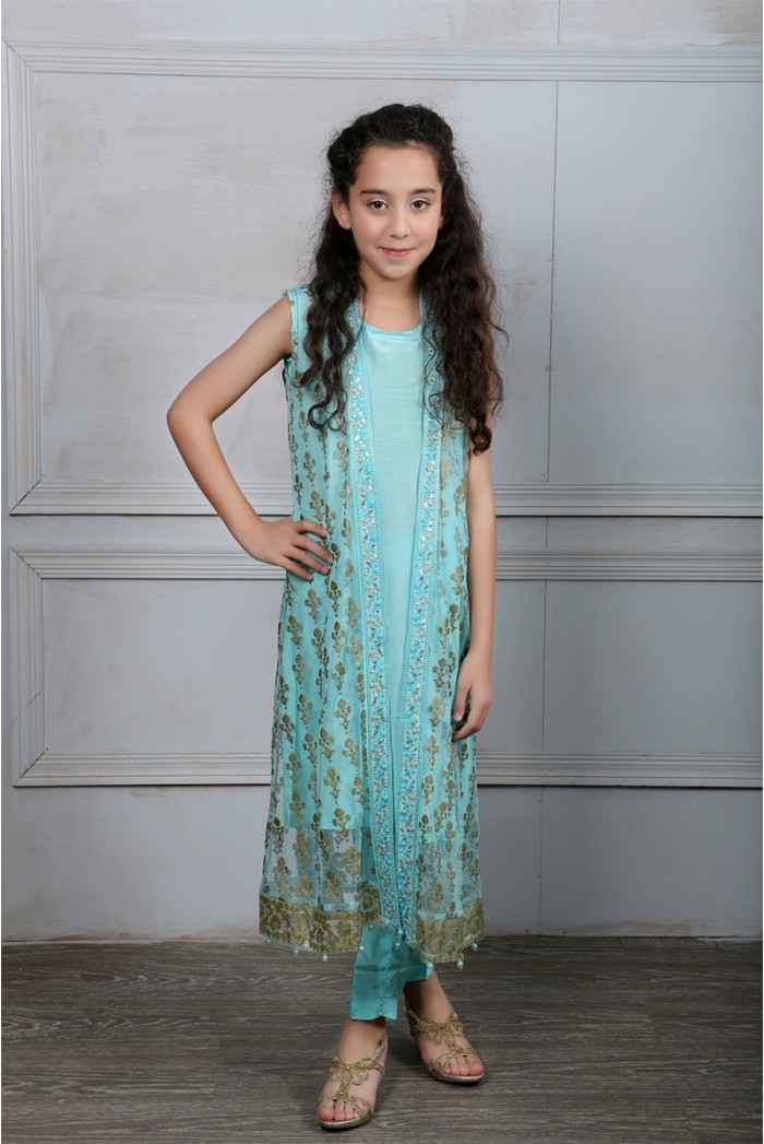 maria b new fancy eid collection 2017 for women and kids