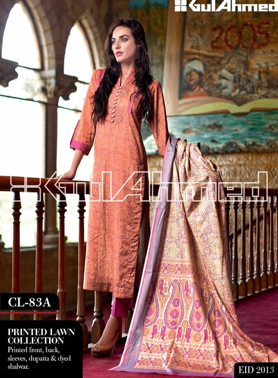 Gul-Ahmed-Printed-Lawn-Eid-Collection-2013-3