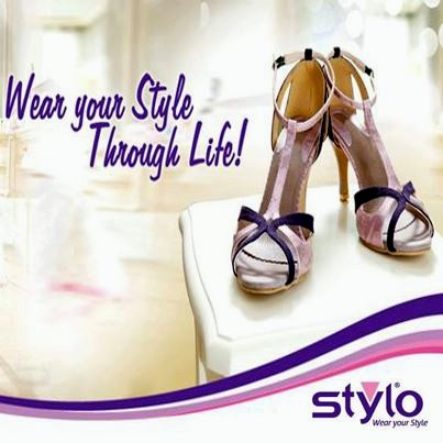 Ladies Wear Eid Footwear Collection 2017 By Stylo Shoes