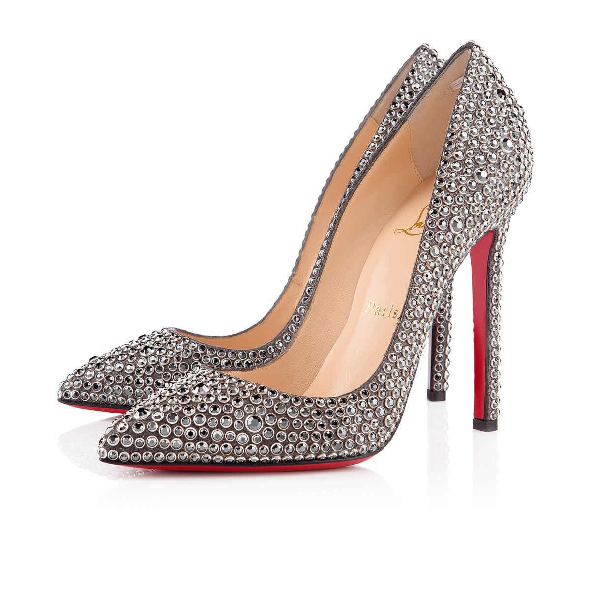 christian louboutin bridal footwear collection 2014. Black Bedroom Furniture Sets. Home Design Ideas