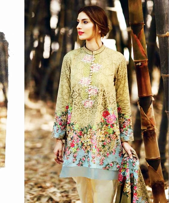 olive hedge by cross stitch for winter wear 2016