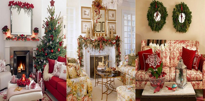Best Christmas Home Decorating Ideas | Christmas Decorations 2015