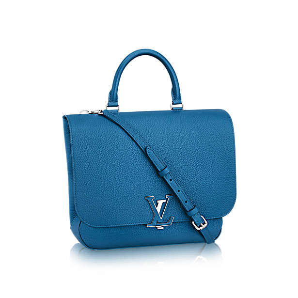 Blue Bag by louis vuitton latest collection