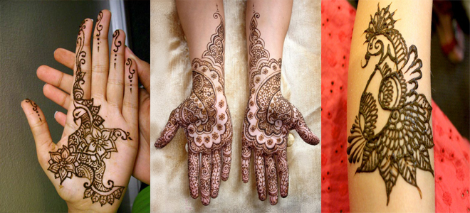 Latest Peacock Mehndi Designs and Ideas 2017