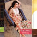 Chen One Pareesa Spring Summer Lawn Collection 2014