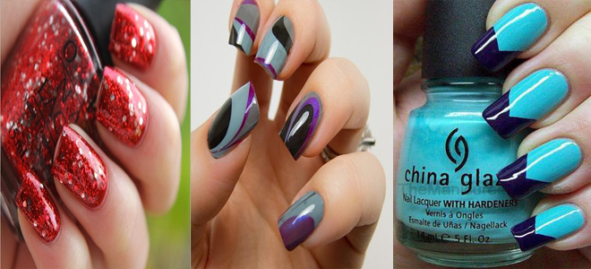 New Summer Nail Art Designs & Nail Color Trends 2014-2015