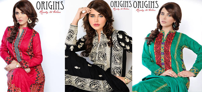 Origins Ready To Wear Spring Collection For Women 2014
