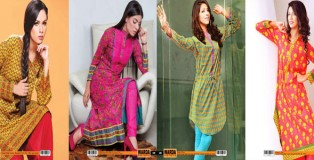 Warda Designer Spring Summer Lawn Collection 2014