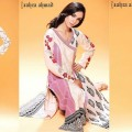 Zahra Ahmad Casual Wear Spring Dresses 2014-2015