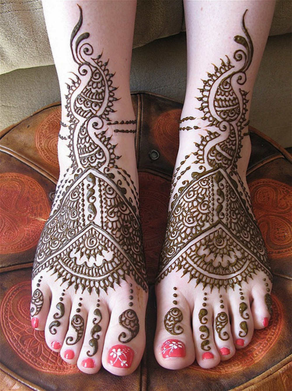 Mehndi Patterns For Brides : Latest wedding bridal mehndi designs beststylo
