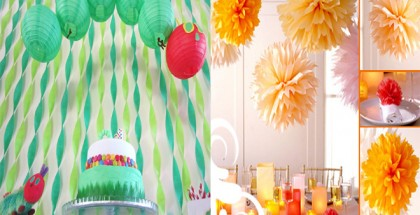 Most Simple & Amazing DIY Party Decorations