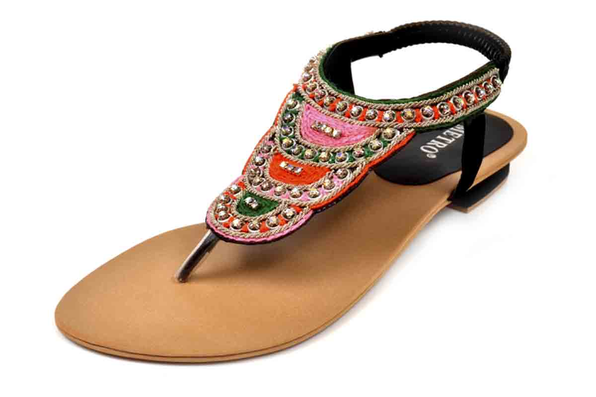 Metro Shoes Latest Eid Collection For Women 2017