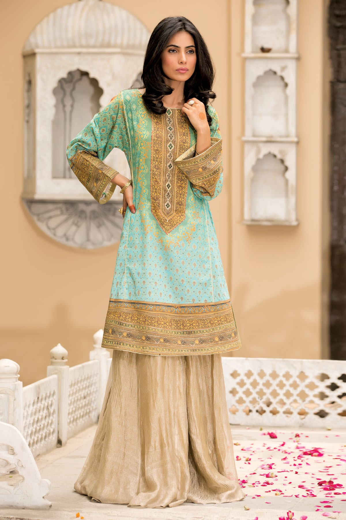 Kayseria New Pure Spirit Eid Collection 2017 Catalogue | BestStylo.com