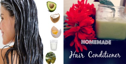 5 most useful homemade conditioners for dry hair