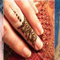 easy & simple henna designs for beginners