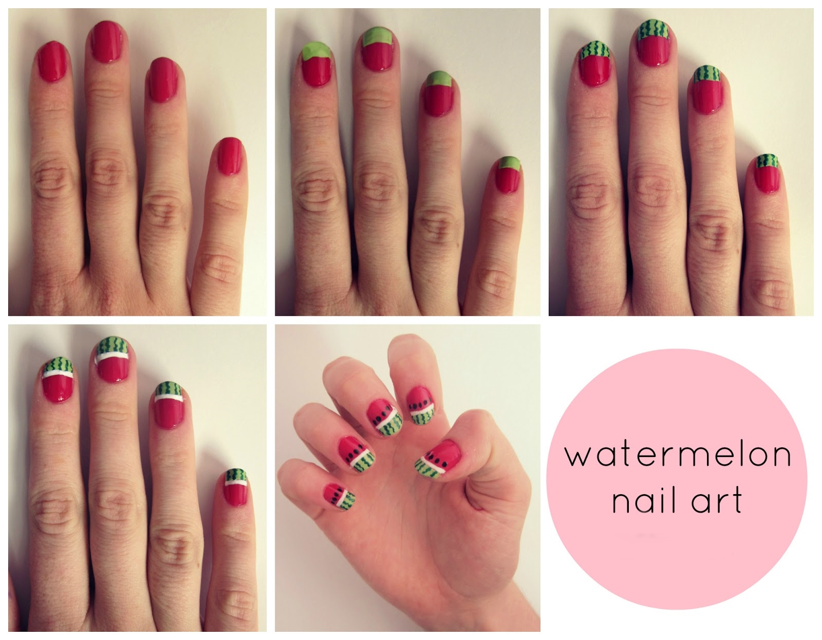 Nail Art Ideas: Easy Nail Art Designs For Beginners