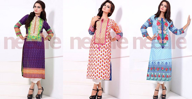 Needle Impressions Casual Wear Winter Dresses For Women 2014-2015