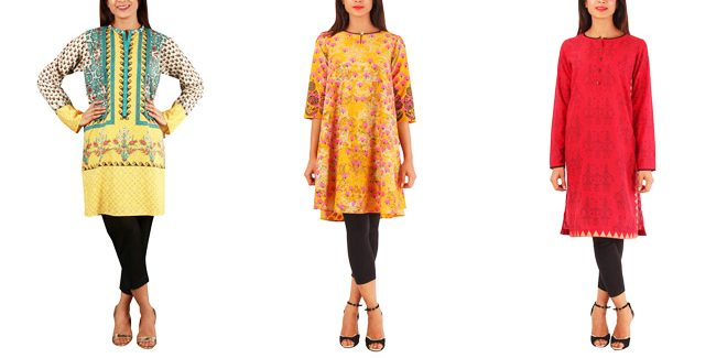 EGO New Winter Collection 2017 Ready To Wear Dresses With Price