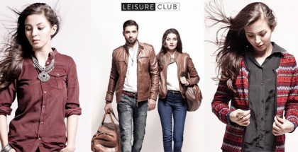 Leisure Club Casual Wear Winter Outfits For Men & Women 2015