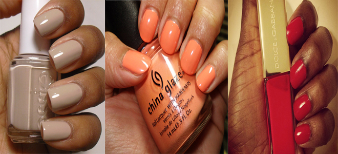 Top 10 Most Popular & Best Nail Polish Colors For Dark Skin Beauties