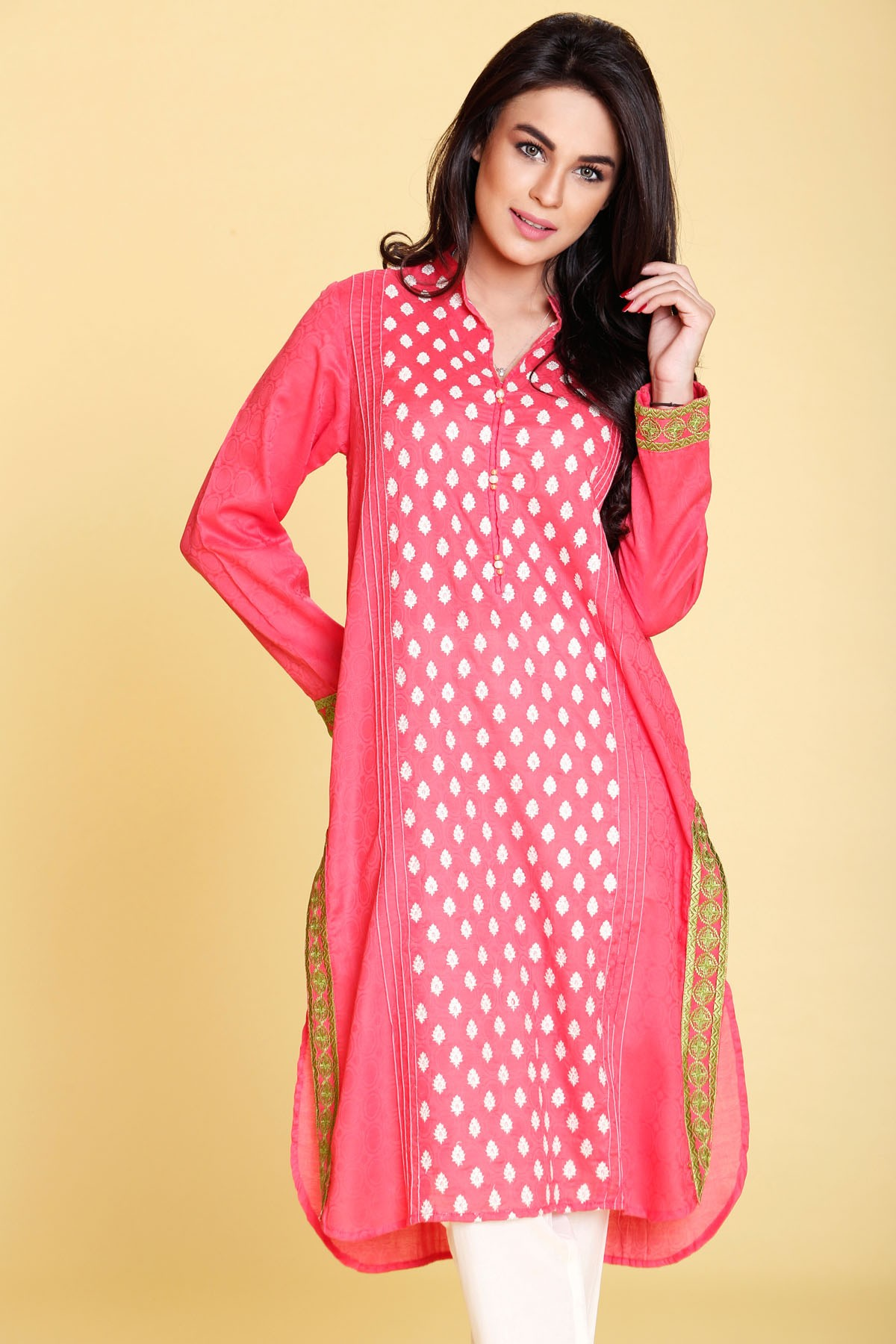 Long Summer Kurta By Origins