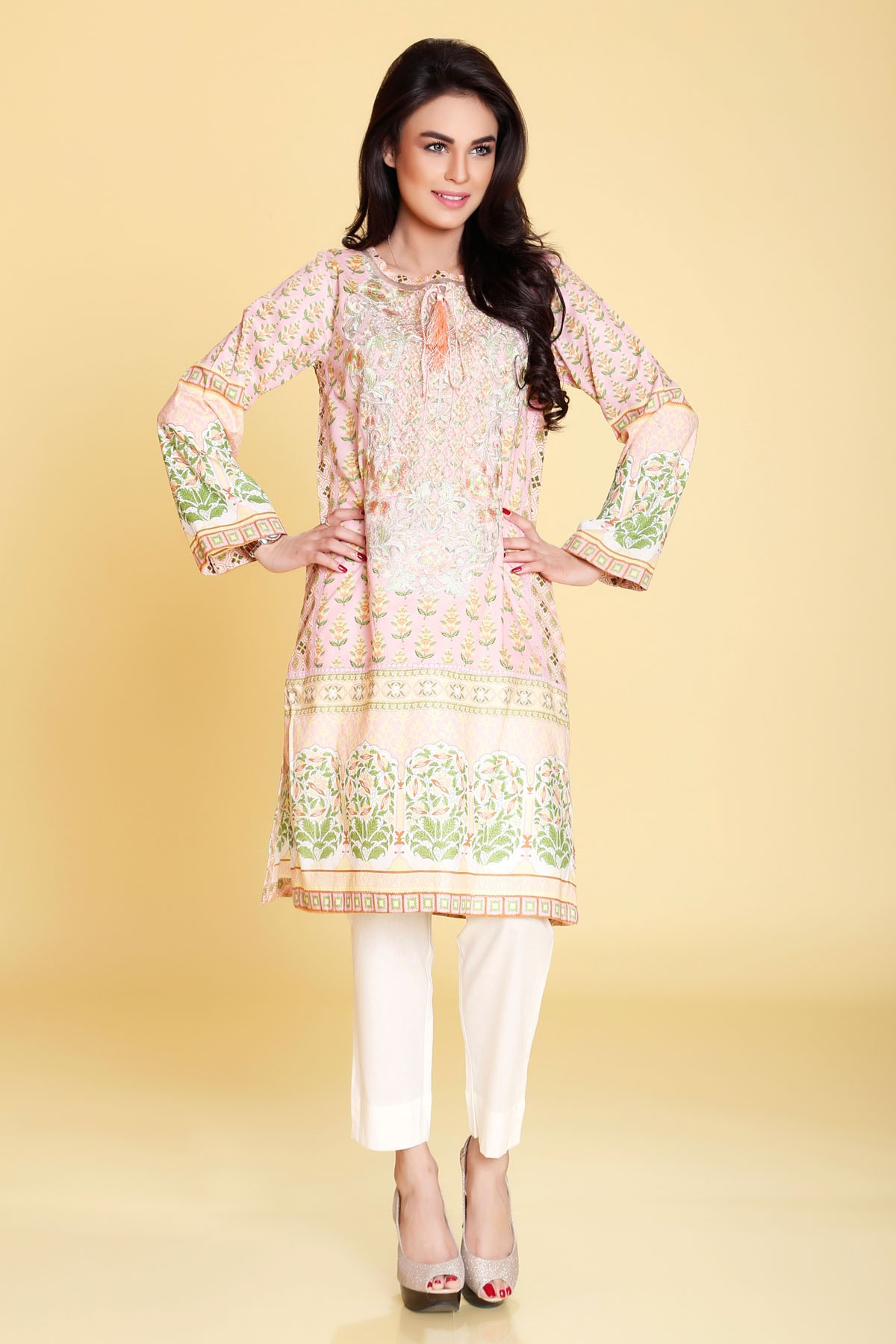 Printed lawn Attire By Origins For Summers 2017