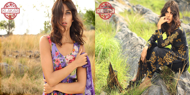 Klakari Summer Eid Wear Lawn Dresses 2015 For Women