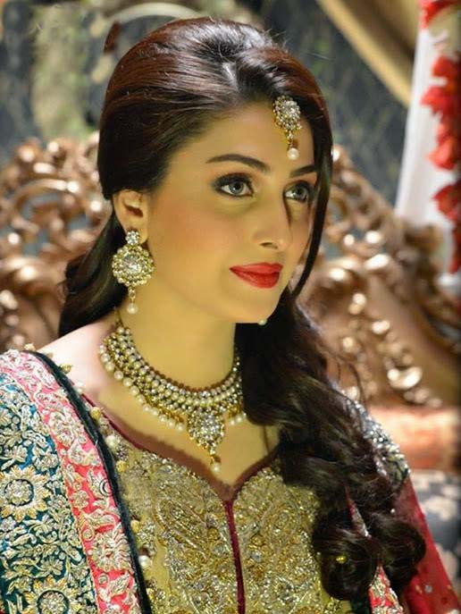 Ideal Bridal Makeup : Best Pakistani Bridal Makeup Tutorial With Steps ...