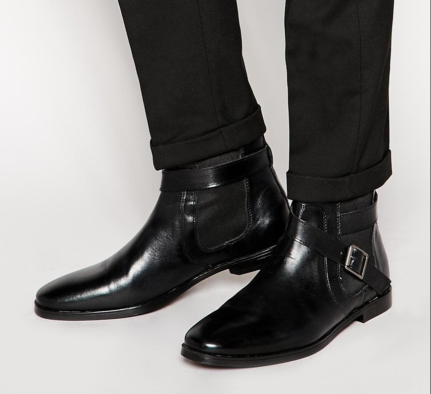 Sharp Chelsea Boots 5
