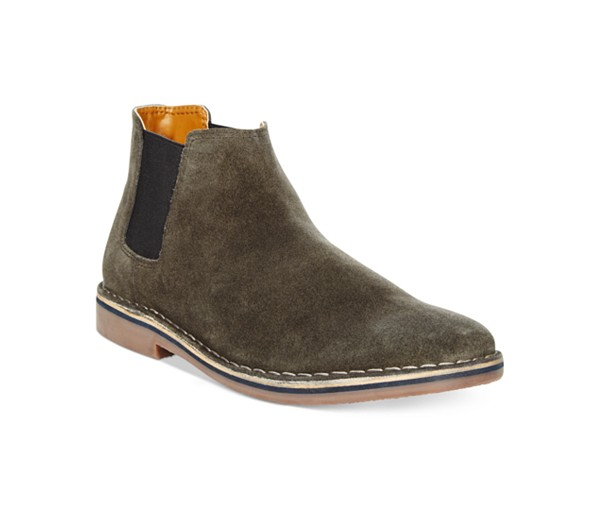 Sharp Chelsea Boots 8