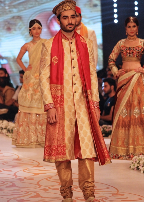 deepak perwani sherwani collection 07