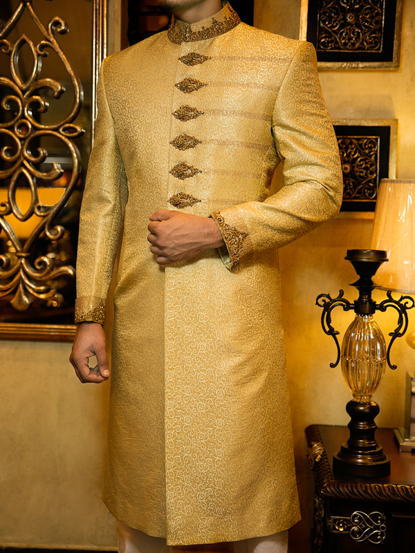 junaid jamshed sherwani collection 04