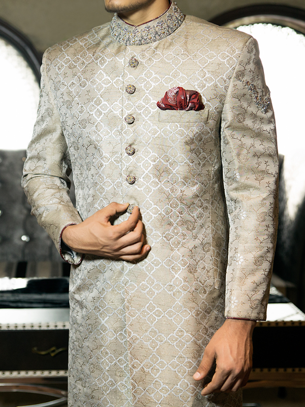 junaid jamshed sherwani collection 06