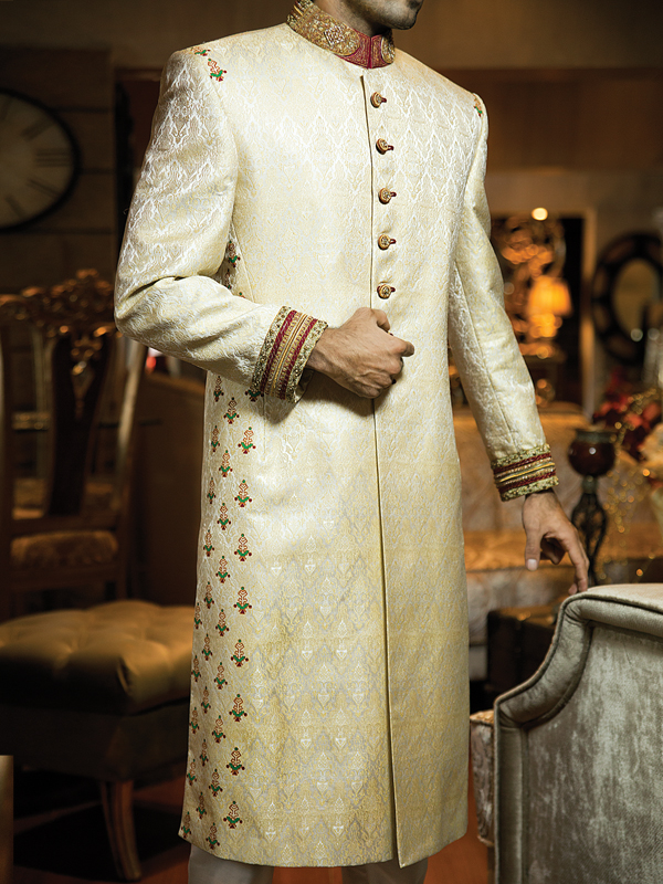 junaid jamshed sherwani collection 09