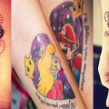 Awesome Tattoo Design Ideas For Couples Matching