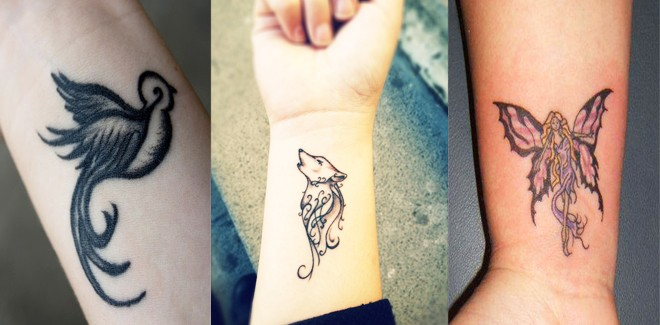 Most Inspiring Tattoo Designs For Girls On Wrist