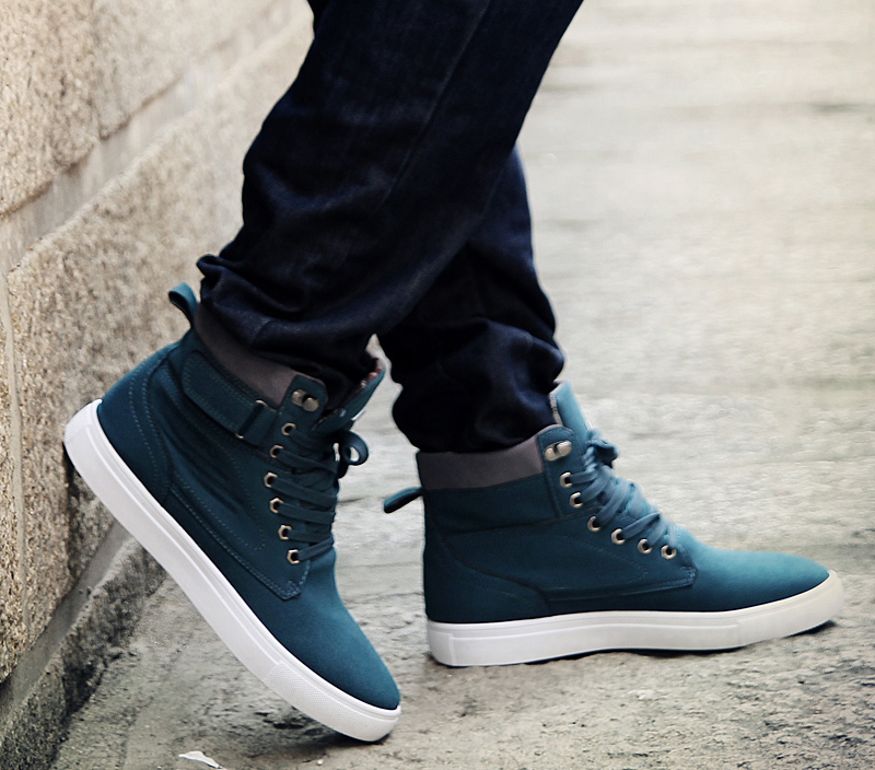 Casual blue Sneakers for men