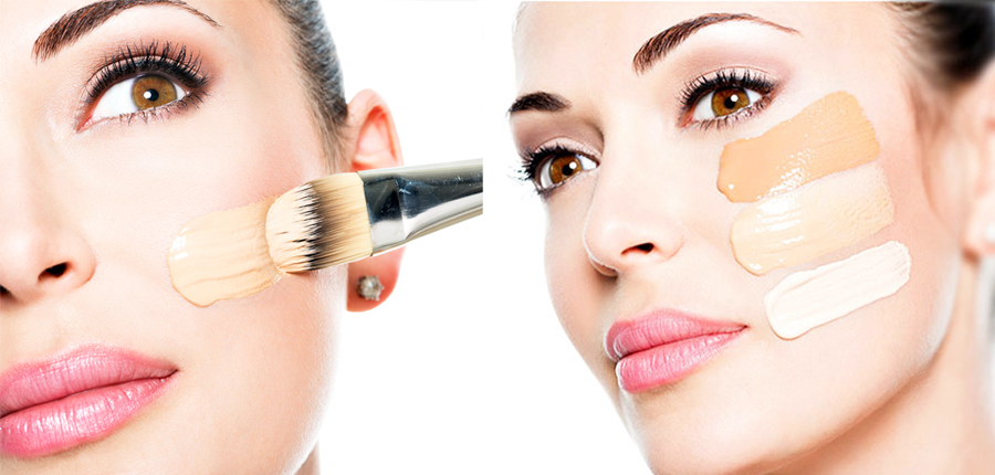How To Apply Foundation Base Makeup Perfectly Step By Step Picture Guide