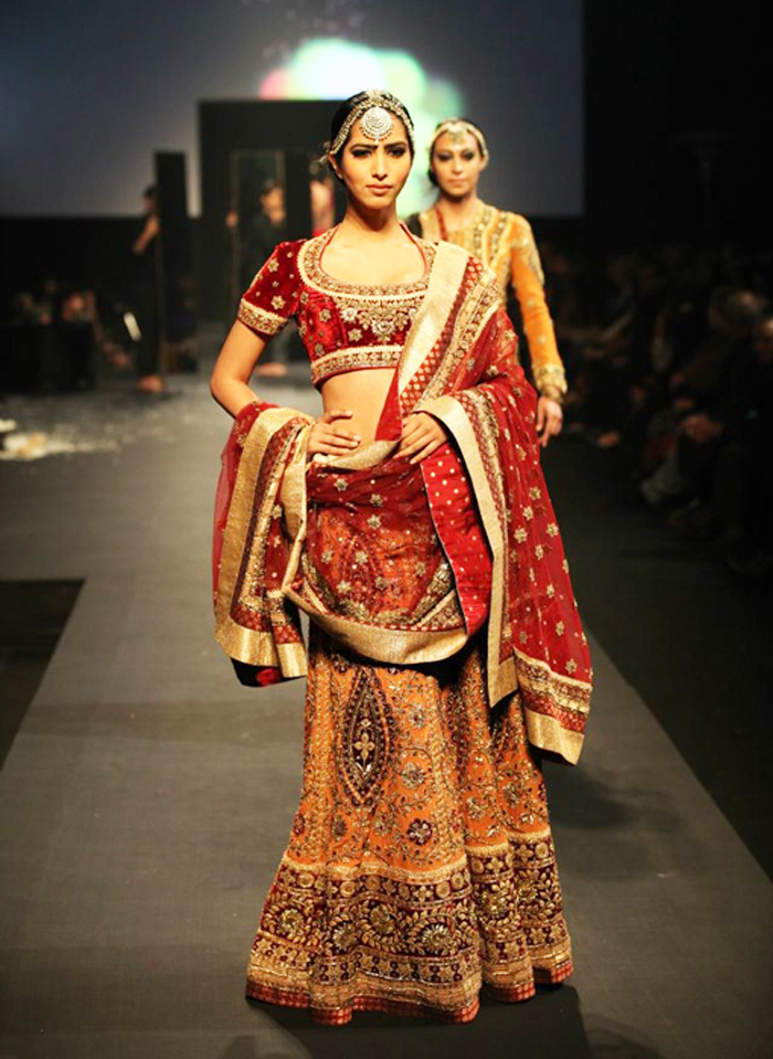 Ritu Kumar Wedding Bridal Dresses 05
