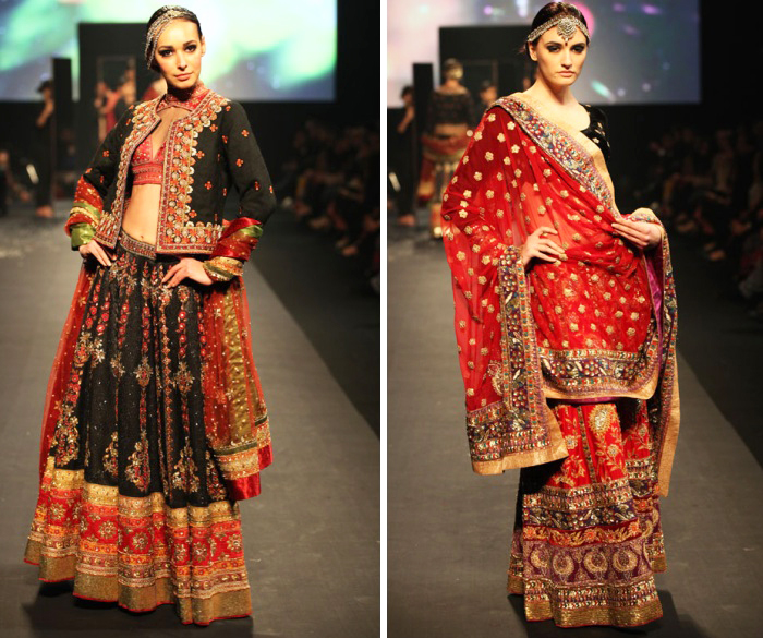 Ritu Kumar Wedding Bridal Dresses 16