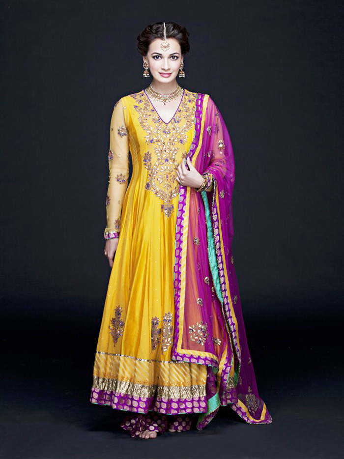 Ritu Kumar Wedding Bridal Dresses 17