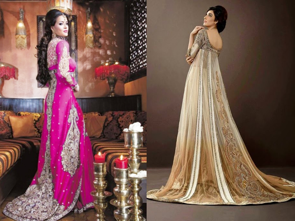 Long tail Frock Engagement Collection