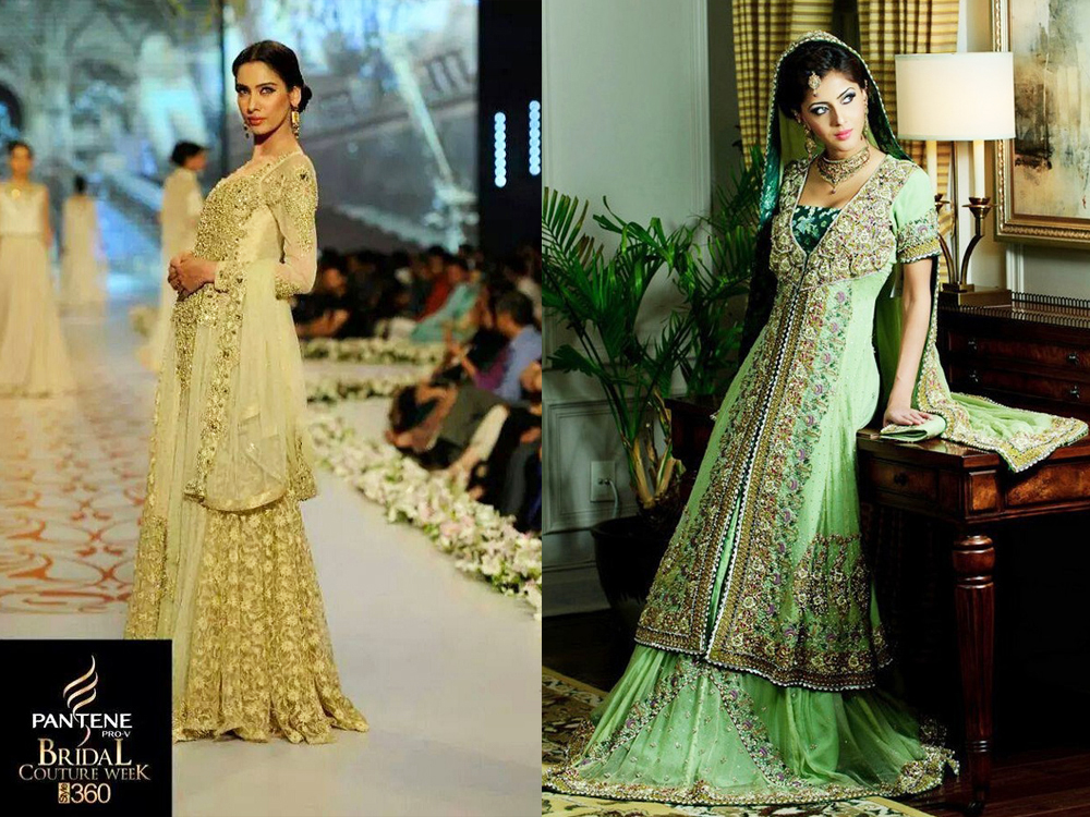 Traditional Long shirt with lehnga Engagement Collection