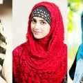 Latest Fashion Best Hijab Styles for Different Face Shape Girls