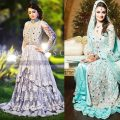 New Designs Of Elegant Bridal Walima Dresses 2015-2016 For Weddings