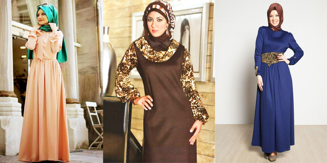 New Styles of Top Designer Abayas and Gowns Collection